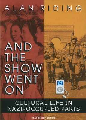 And the Show Went on Cover