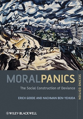 Cover for Moral Panics 2e