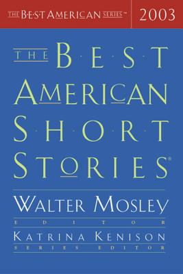 The Best American Short Stories 2003 Cover