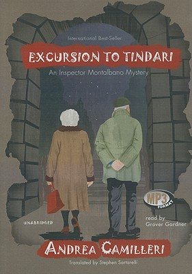 Excursion to Tindari (Inspector Montalbano Mysteries) Cover Image