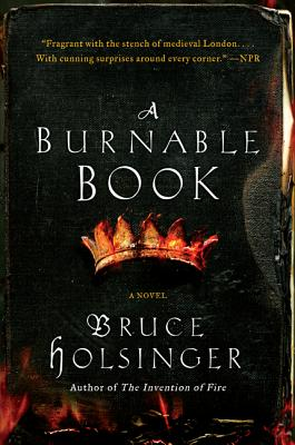 A Burnable Book: A Novel Cover Image