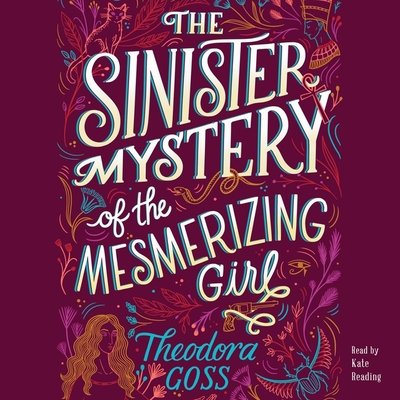 The Sinister Mystery of the Mesmerizing Girl Cover Image
