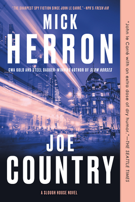 Joe Country (Slough House #6) Cover Image