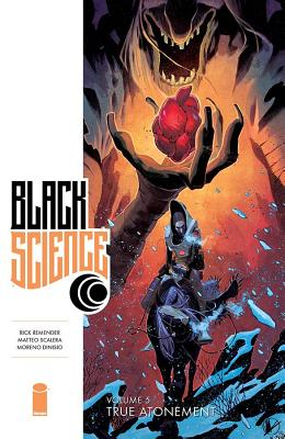 Black Science Volume 5: True Atonement cover image