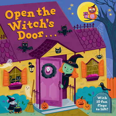 Cover for Open the Witch's Door