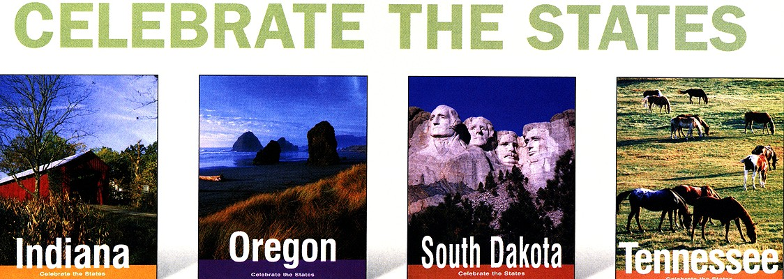 Celebrate the State, 2nd Ed Set 1 Cover Image