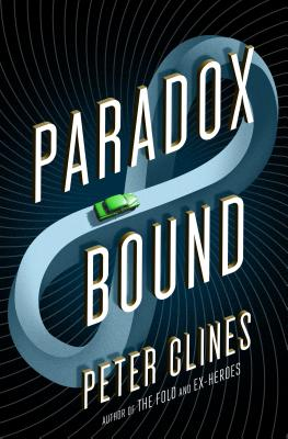Paradox Bound: A Novel Cover Image