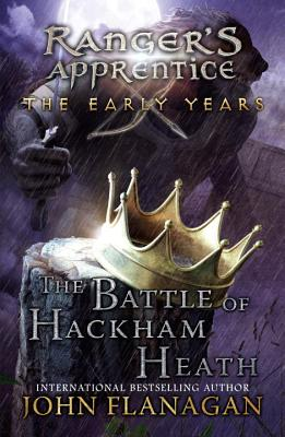 The Battle of Hackham Heath (Ranger's Apprentice: The Early Years #2) Cover Image