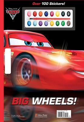 Big Wheels! Cover