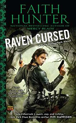 Raven Cursed Cover
