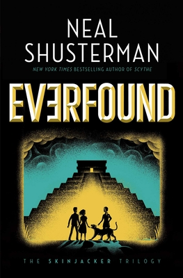 Everfound (The Skinjacker Trilogy #3) Cover Image