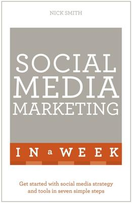 Successful Social Media Marketing in a Week Cover Image