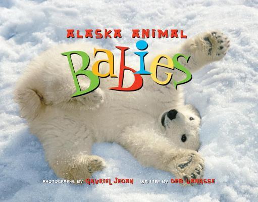 Alaska Animal Babies Cover