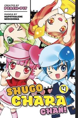 Shugo Chara Chan!, Volume 4 Cover