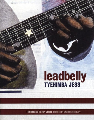 Leadbelly: Poems (National Poetry) Cover Image
