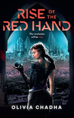 Rise of the Red Hand, 1 Cover Image