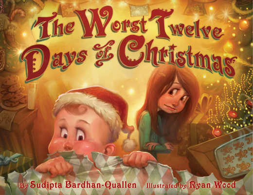 The Worst Twelve Days of Christmas Cover