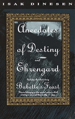 Anecdotes of Destiny and Ehrengard (Vintage International) Cover Image