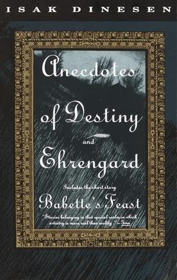 Anecdotes of Destiny and Ehrengard Cover Image