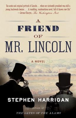 A Friend of Mr. Lincoln Cover Image