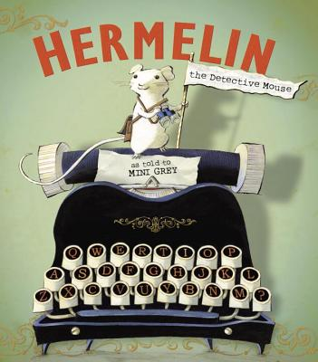 Hermelin the Detective Mouse Cover