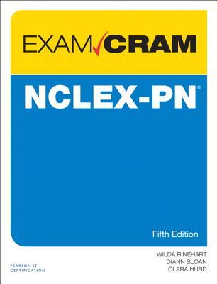 Nclex-PN Exam Cram (Exam Cram (Pearson)) Cover Image