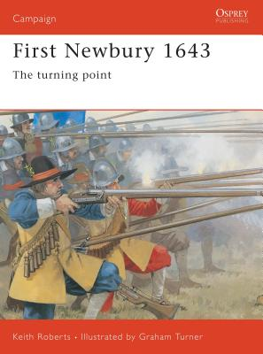 First Newbury 1643 Cover