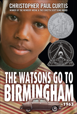 Watsons Go to Birmingham-1963 Cover