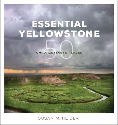 Essential Yellowstone Cover Image