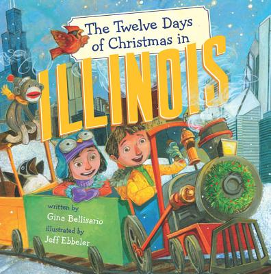 The Twelve Days of Christmas in Illinois Cover