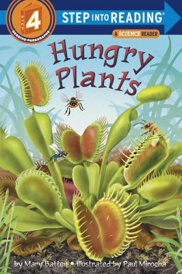 Hungry Plants (Step into Reading) Cover Image