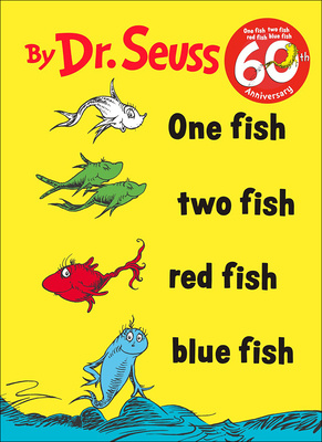 One Fish, Two Fish, Red Fish, Blue Fish (I Can Read It All by Myself Beginner Books) cover