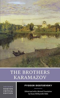The Brothers Karamazov (Norton Critical Editions) Cover Image