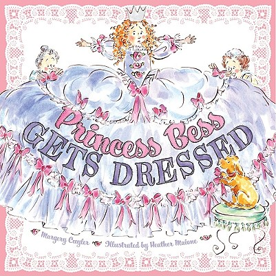 Princess Bess Gets Dressed Cover