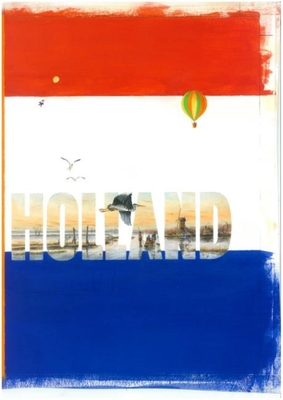 A Thousand Things about Holland Cover