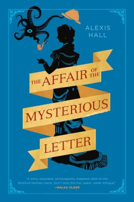 The Affair of the Mysterious Letter Cover Image