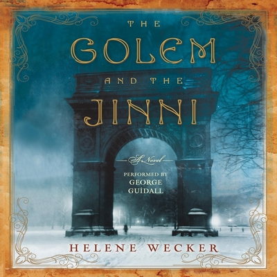 The Golem and the Jinni Cover Image
