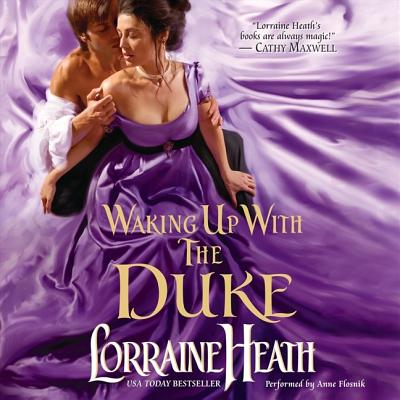 Waking Up with the Duke (London's Greatest Lovers) Cover Image