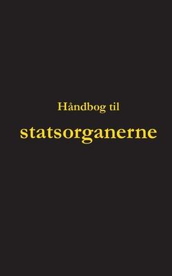 Håndbog til statsorganerne Cover Image