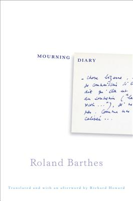 Mourning Diary Cover