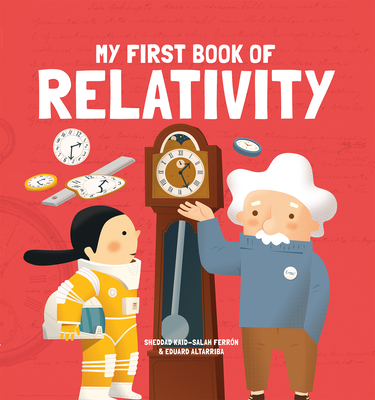 My First Book of Relativity Cover Image