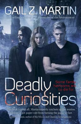 Deadly Curiosities Cover Image