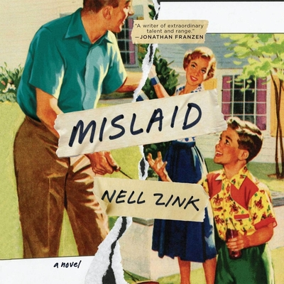 Cover for Mislaid