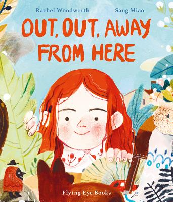 Out, Out Away From Here Cover Image