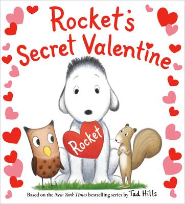 Rocket's Secret Valentine Cover Image