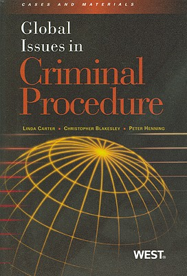 Global Issues in Criminal Procedure Cover Image