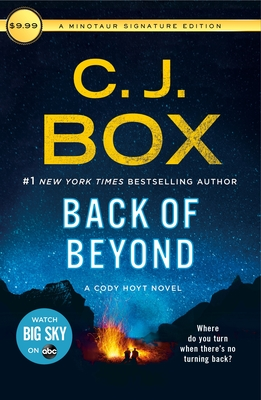 Back of Beyond: A Novel (Highway Quartet #1) Cover Image