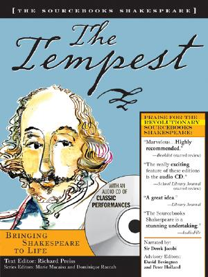 The Tempest [With CD] Cover Image