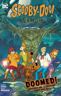 Scooby-Doo Team-Up: Doomed! Cover Image