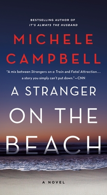 A Stranger on the Beach: A Novel Cover Image